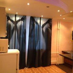 Megapolis Hotel 3* Студия с различными типами кроватей фото 8