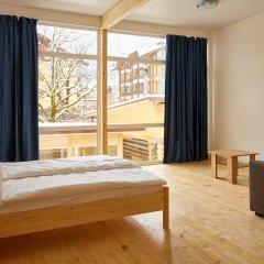 Апарт-Отель Клуб Лукоморье Стандартный номер с разными типами кроватей