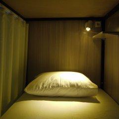 Хостел Кроличья Нора Кровати в общем номере с двухъярусными кроватями фото 2
