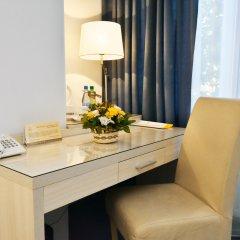 Гостиница Атлантика (бывш. Оптима) 3* Улучшенный номер с различными типами кроватей фото 6