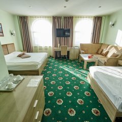 Гостиница Империал Палас Стандартный номер с различными типами кроватей фото 3