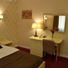 Гостиница Ajur 3* Стандартный номер разные типы кроватей фото 5