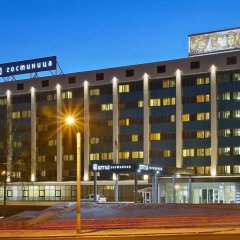 Гостиница Вятка вид на фасад