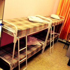 Хостел Любимый Кровать в женском общем номере с двухъярусными кроватями фото 9