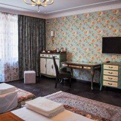 Гостевой Дом Семь Морей Номер Делюкс разные типы кроватей фото 30