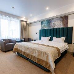 Бутик-отель Хабаровск Сити Стандартный номер с двуспальной кроватью