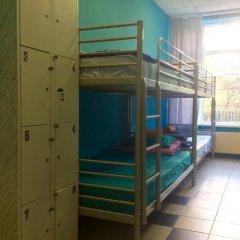Хостел 7 Sky на Красносельской Кровать в общем номере с двухъярусной кроватью фото 4
