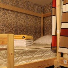 Гостиница Хостелы Рус - Звездный Бульвар Кровать в женском общем номере с двухъярусными кроватями фото 4
