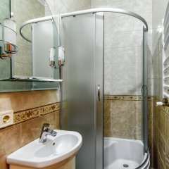 Апартаменты на Яна Жижки ванная