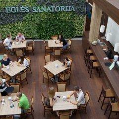 Отель Санаторий Egle Литва, Гарлиава - отзывы, цены и фото номеров - забронировать отель Санаторий Egle онлайн питание фото 3