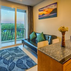 Апартаменты Peaceful at Saiyuan Buri Phuket комната для гостей фото 2