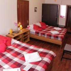 Мини-отель Мансарда Стандартный номер с разными типами кроватей (общая ванная комната) фото 3