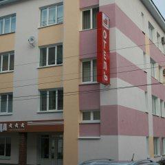 Гостиница Автозаводская вид на фасад фото 2