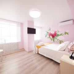 Гостиница на Павелецкой Улучшенный номер с различными типами кроватей фото 2