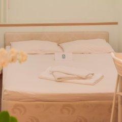 Гостиница Андрон на Площади Ильича Номер Эконом разные типы кроватей фото 5
