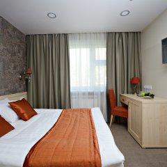 Гостиница ХИТ 3* Стандартный номер с двуспальной кроватью фото 6