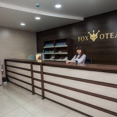 Гостиница FOX в Барнауле 5 отзывов об отеле, цены и фото номеров - забронировать гостиницу FOX онлайн Барнаул интерьер отеля фото 2