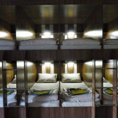 Хостел Кот на Крыше Кровать в общем номере фото 19