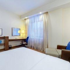 Гостиница Hampton by Hilton Волгоград Профсоюзная 4* Стандартный номер с различными типами кроватей фото 8