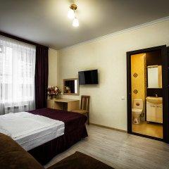 Бутик-отель Эльпида Стандартный номер с различными типами кроватей фото 10