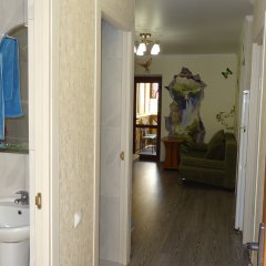Гостевой Дом Золотая Рыбка Стандартный номер с различными типами кроватей фото 47