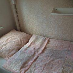 Goldfish Hostel Номер Эконом с разными типами кроватей (общая ванная комната) фото 8