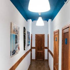 Гостиница Кон-Тики Кровать в общем номере с двухъярусной кроватью фото 19