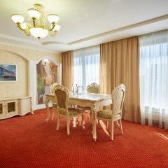 Гостиница Евроотель Ставрополь 4* Люкс Премиум с разными типами кроватей фото 2