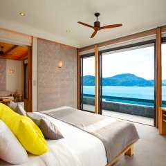 Sri Panwa Phuket Luxury Pool Villa Hotel комната для гостей