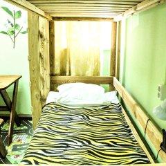 Гостиница Cityhostel Кровать в общем номере с двухъярусной кроватью фото 3