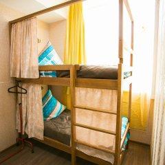 Хостел Рус - Иркутск Номер с общей ванной комнатой с различными типами кроватей (общая ванная комната) фото 12