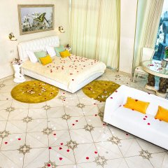 Гостиница Империя Сити 4* Люкс с различными типами кроватей