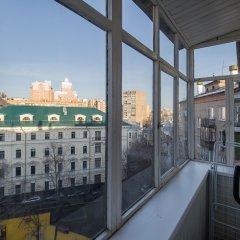 Гостиница Город - М у Зоопарка в Москве отзывы, цены и фото номеров - забронировать гостиницу Город - М у Зоопарка онлайн Москва балкон