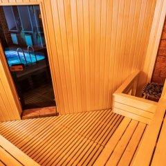 Парк-отель Сосновый Бор сауна фото 3