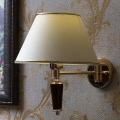 Гостиница Суворов 3* Улучшенный номер двуспальная кровать фото 5