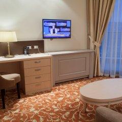 Гостиница Оздоровительный комплекс Дагомыc 4* Улучшенный люкс с различными типами кроватей фото 5