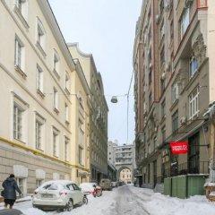 Апартаменты Большой Гнездниковский парковка