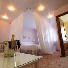 Гостиница Два крыла Люкс с различными типами кроватей фото 4