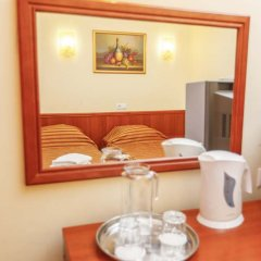 Гостиница АкваЛоо 3* Стандартный номер с различными типами кроватей фото 2