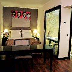 Quentin Boutique Hotel 4* Номер Делюкс с различными типами кроватей фото 6
