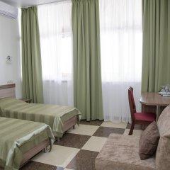 Гостиница Фестиваль Номер Комфорт с различными типами кроватей фото 2