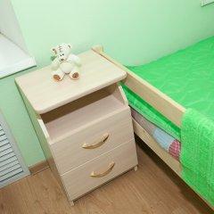 Хостел ВАМкНАМ Захарьевская Стандартный номер с различными типами кроватей фото 11