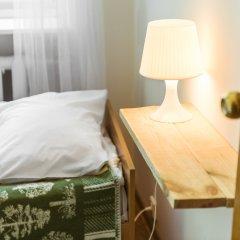 Хостел и Кемпинг Downtown Forest Номер с различными типами кроватей (общая ванная комната) фото 12