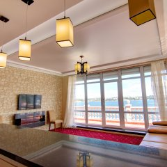 Гостиница Вилла Никита Апартаменты с разными типами кроватей фото 4