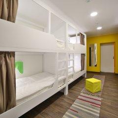 Хостел Nice Пенза Кровать в мужском общем номере с двухъярусной кроватью фото 14