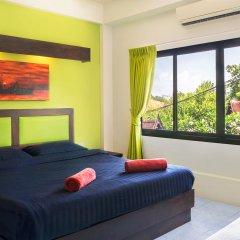 Art Hotel Chaweng Beach 3* Стандартный номер с двуспальной кроватью фото 2