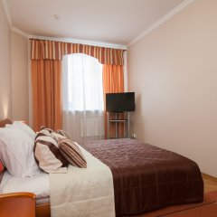 Гостиница ПолиАрт Полулюкс с различными типами кроватей фото 5