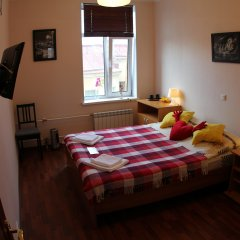 Мини-отель Мансарда Номер Комфорт с разными типами кроватей