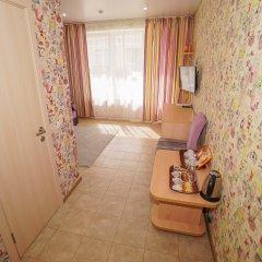 Парк-отель ДжазЛоо 3* Стандартный семейный номер с разными типами кроватей фото 14