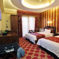 Отель Cron Palace Tbilisi 4* Стандартный номер фото 5